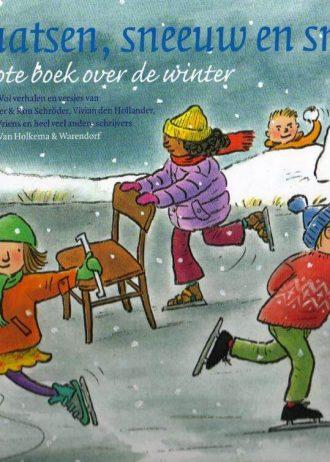 'Schaatsen, sneeuw en snert', door Mary Schoon